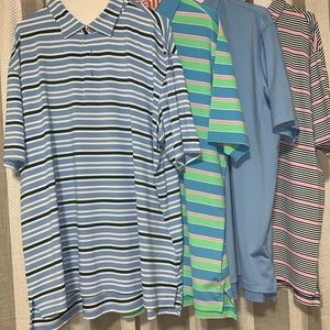 Peter Millar Golf shirts!